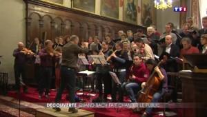 """""""Cantates sans filet"""", quand Bach fait chanter le grand public"""