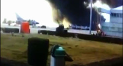 crash espagne