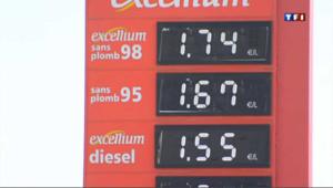 En vacances, les Français consomment moins d'essence ?