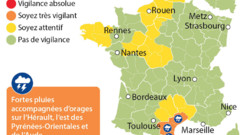 infographie météo alerte orange 3 départements