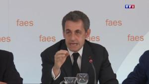 """Le 13 heures du 29 juin 2015 : Nicolas Sarkozy : """"Daech est une bande de barbare assoiffé de sang"""" - 967"""
