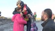 Migrants arrivée en Grèce