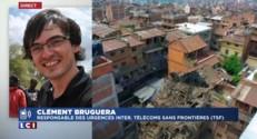 """Séisme au Népal : """"Des lignes satellitaires d'urgence pour la coordination des secours"""""""