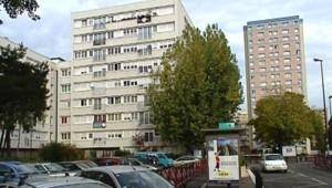 TF1/LCI : Immeubles en banlieue parisienne