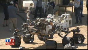Voici le robot qui ira sur Mars en août : les images