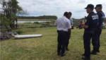 Capture écran du site Clicanoo.re, du débris d'avion retrouvé fin juillet 2015 sur la côté réunionnaise