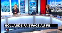 """Hollande """"défaitiste sur le chômage"""" selon une lectrice du Parisien accueillie à l'Elysée"""