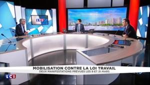 Loi El Khomri : FO se réjouit de voir l'appel à la grève soutenu par les Français