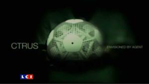 Voici le ballon de foot du futur