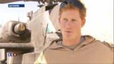 VIDEO. Le prince Harry dit avoir tué des talibans en Afghanistan