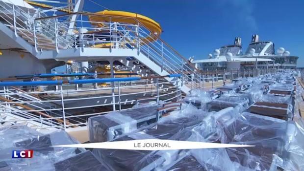 À bord du Harmony of the Seas : casino, commerces... visite guidée du plus grand paquebot du monde