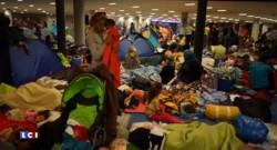 De la Hongrie à l'Autriche, les migrants reprennent la route