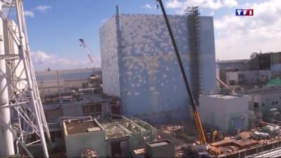 DOCUMENT. Fukushima, cinq ans après : TF1 a visité la centrale endommagée