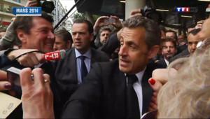 Le 20 heures du 4 juin 2014 : L'id�d'un retour de Nicolas Sarkozy ne fait pas l%u2019unanimit� l'UMP - 580.352