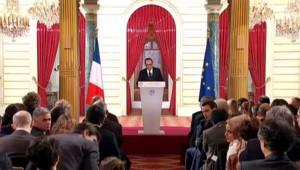 "Ni-ni de l'UMP : en 2002, ""ai-je hésité une seule seconde ?"", interroge Hollande"