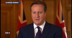 """Otage britannique tué : Cameron veut """"démanteler et détruire l'Etat islamique"""""""