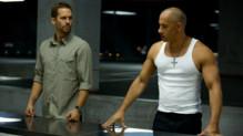 Paul Walker et Vin Diesel dans Fast and Furious 6