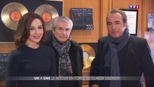"""""""Un + Une"""", Claude Lelouch embarque le spectateur dans un grand voyage"""