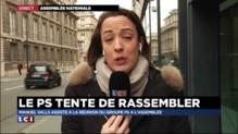 """Valls à l'Assemblée : """"L'ambiance pourrait être très houleuse"""""""