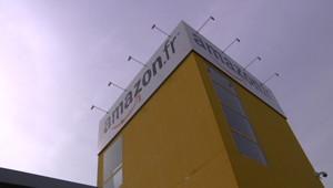 Amazon annonce l'ouverture d'un 3e centre de distribution à Châlons-sur-Saône. Le 25.06.2012