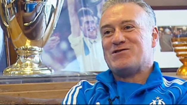 Deschamps OM Manchester 