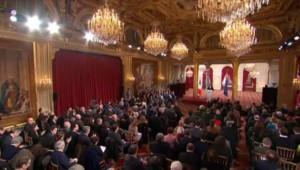 """Hollande sur les attentats : """"La France a fait face"""""""