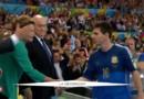 Retraite internationale de Messi: Le président argentin et Maradonna le supplient de rester