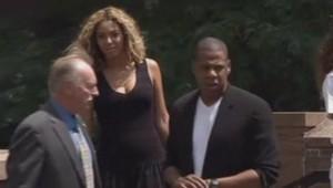 Trayvon Martin : Beyoncé et Jay Z participent à une manifestation contre l'acquittement de George Zimmerman, 20/7/13