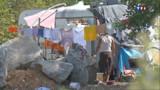 Valls en Roumanie pour parler des Roms