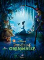 Affiche 1 La Princesse et la Grenouille