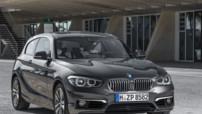 BMW Série 1 seconde génération, version restylée lancée au printemps 2015