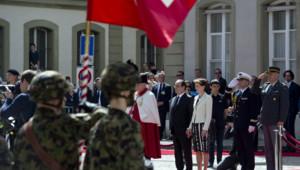 Hollande en suisse