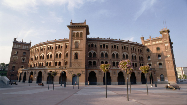 Spain, Madrid, Plaza de Toros