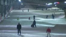 Amnéville : trop peu fréquentée, la une piste de ski intérieur fait un flop