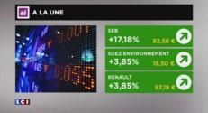 La Bourse du 24 avril 2015
