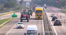 Le 20 heures du 2 septembre 2015 : Les tracteurs marchent sur Paris - 1210