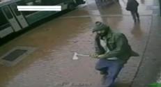 Le 20 heures du 24 octobre 2014 : Policiers agress��a hache �ew-York : l%u2019auteur est un homme aux penchants islamistes - 100.06542640686035