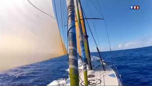 Les plus belles images embarquées du Vendée Globe
