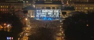 25 ans de la chute du Mur de Berlin : de l'émotion et du spectacle