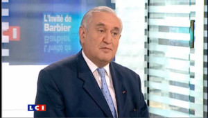 Jean-Pierre Raffarin, le 27 mai 2011 sur LCI.