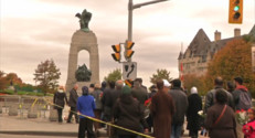 Le 20 heures du 24 octobre 2014 : Terrorisme au Canada : le gouvernement va renforcer sa surveillance Internet - 314.25475454711915