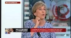 """Lienemann : """"Avec ou sans Sarkozy en face, la gauche doit se souder"""""""