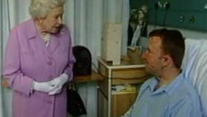 reine Elizabeth II Londres attentat victimes