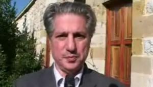 TF1/LCI Amine Gemayel, ancien président libanais et père de Pierre Gemayel, assassiné le 21 novembre 2006.