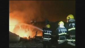 Un incendie dans un abattoir au nord-est de la Chine a fait au moins 93 morts.