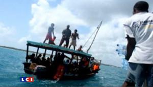 Zanzibar: un ferry fait naufrage, près de 170 morts