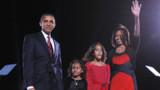 """Barack Obama : """"Je mets parfois mes filles mal à l'aise"""""""