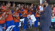Brésil : la flamme olympique arrive dans la tourmente politique