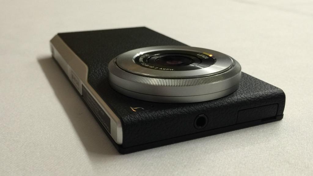 Le lumix cm1 l 39 appareil photo qui fait aussi smartphone for Mp4 qui fait appareil photo