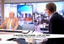 """Jean-Marie Le Pen sur le burkini : """"Une provocation de la part des islamistes qui tâtent le terrain"""""""